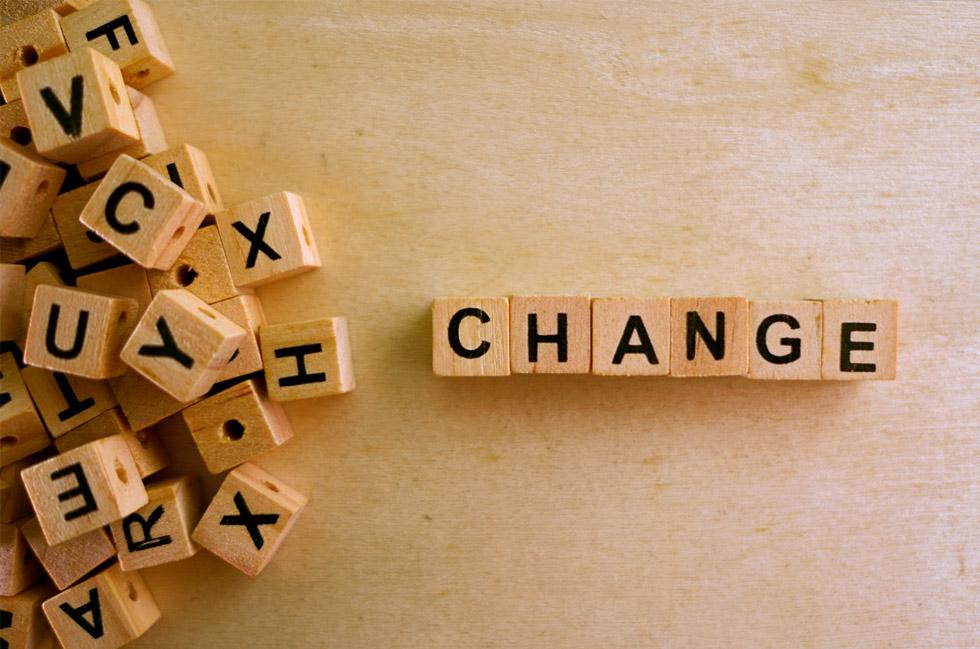 Inevitable Change, to Wit